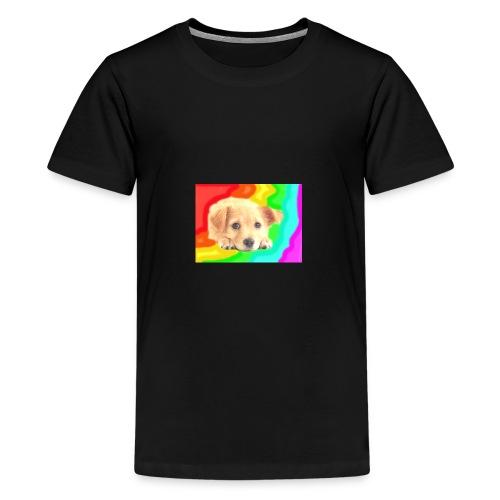 Puppy face - Kids' Premium T-Shirt