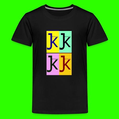 JK STYLES - Kids' Premium T-Shirt