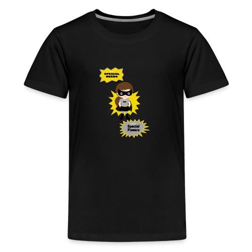 Special Powers Batgirl - Kids' Premium T-Shirt