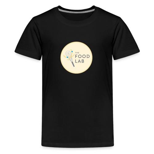 The Food Lab - Kids' Premium T-Shirt