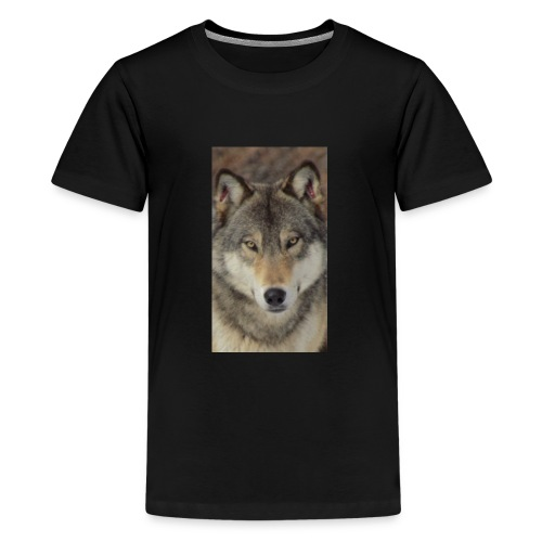 Wild wolf - Kids' Premium T-Shirt
