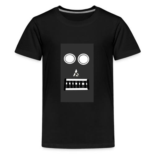 KingRay the robot - Kids' Premium T-Shirt