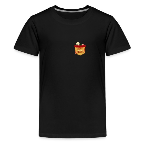 Just feed me pizza - Kids' Premium T-Shirt
