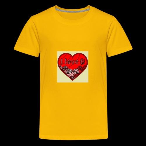 DE1E64A8 C967 4E5E 8036 9769DB23ADDC - Kids' Premium T-Shirt