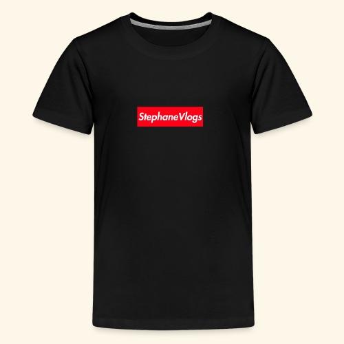 StephaneVlogs supreme version - Kids' Premium T-Shirt