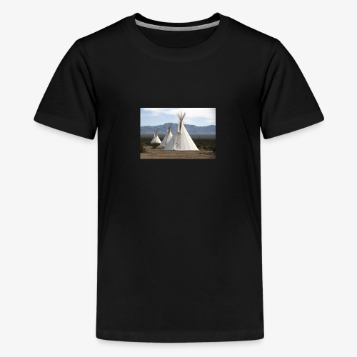 Teepee - Kids' Premium T-Shirt