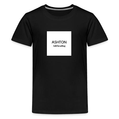 ASHTON BENNETT - Kids' Premium T-Shirt