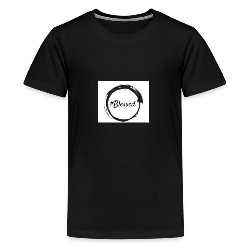 20180228 181625 - Kids' Premium T-Shirt