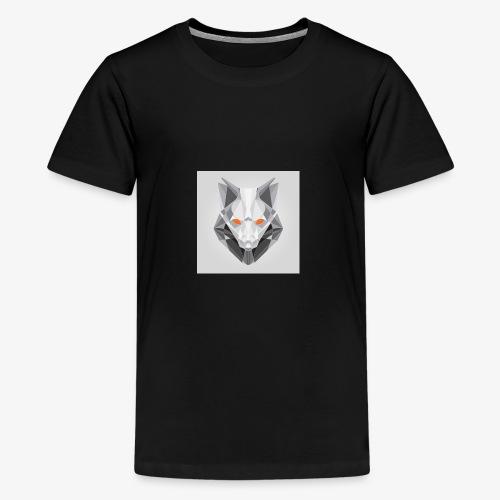 Endless Wolf Logo - Kids' Premium T-Shirt