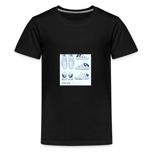 04EB9DA8 A61B 460B 8B95 9883E23C654F - Kids' Premium T-Shirt