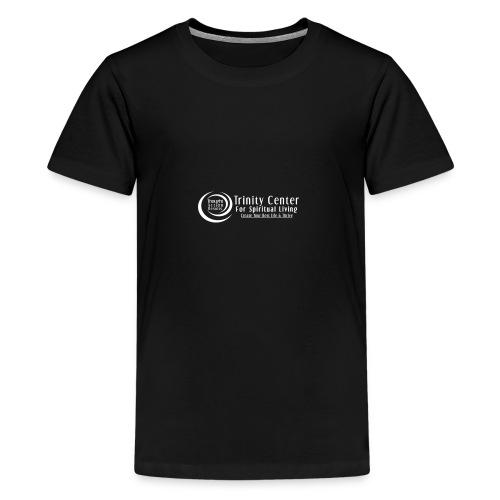 tcsllogowhitenobackground - Kids' Premium T-Shirt