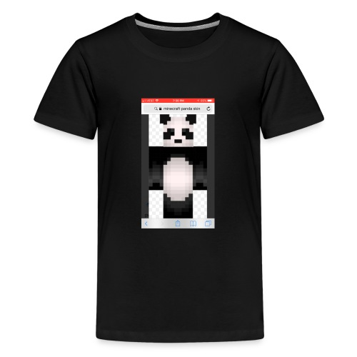 Pandagaming.com - Kids' Premium T-Shirt