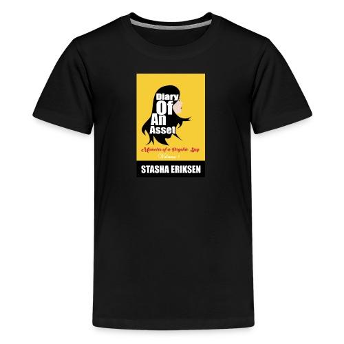 Diary of An Asset - Kids' Premium T-Shirt