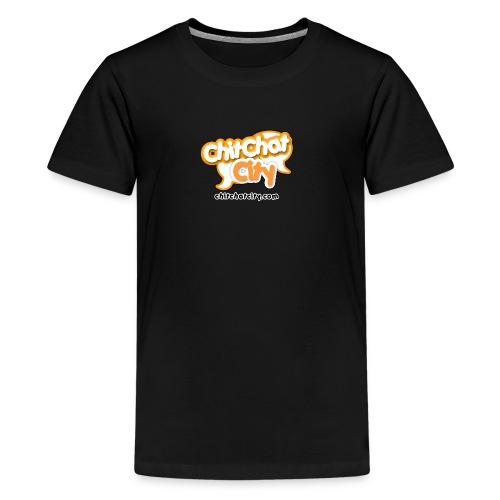 large logo ccc - Kids' Premium T-Shirt