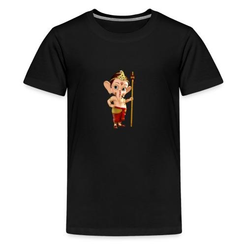 Loard Ganesha - Kids' Premium T-Shirt