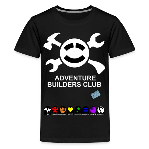 Adventure Builders Club - Kids' Premium T-Shirt