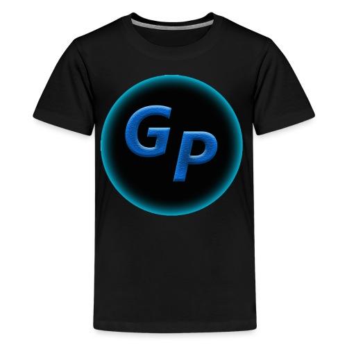 Large Logo Without Panther - Kids' Premium T-Shirt
