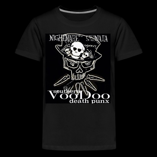 Nightmare Sonata logo - Kids' Premium T-Shirt