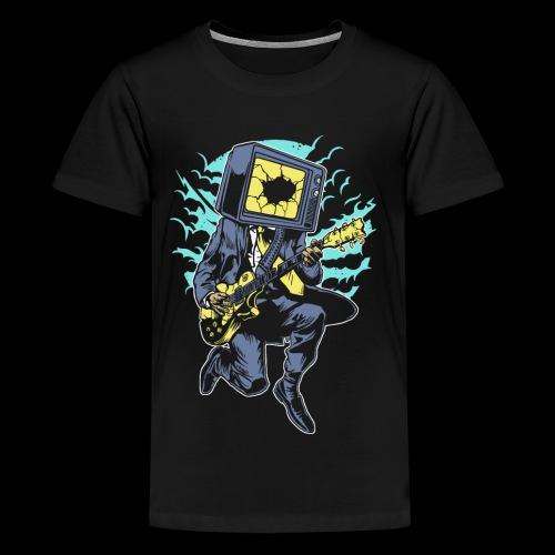 Played Out TV Rockstar - Kids' Premium T-Shirt