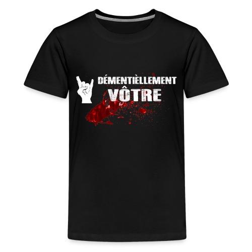 2017-LOGO-2-4000PX Long Sleeve Shirts - Kids' Premium T-Shirt