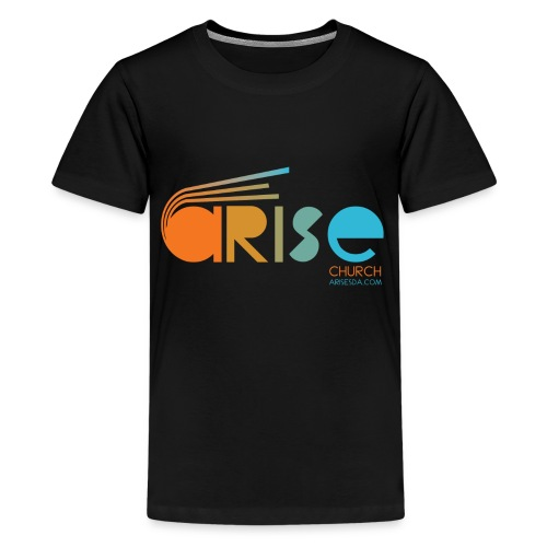 Women's Arise Hoody - Kids' Premium T-Shirt