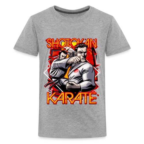 Shotokan Karate - Kids' Premium T-Shirt