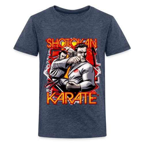 Shotokan Karate - Kids' Premium T-Shirt