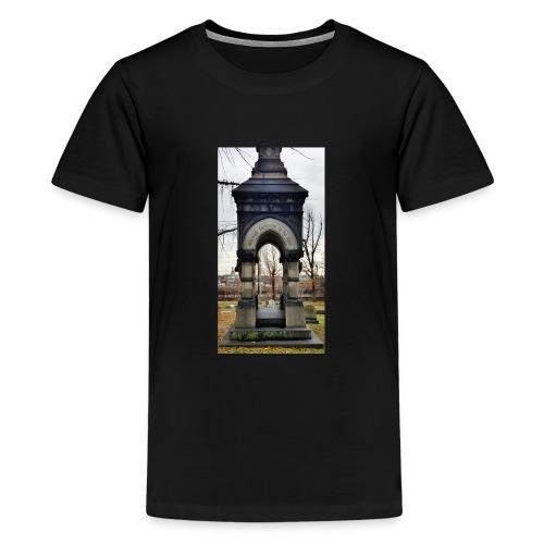 through the darkness - Kids' Premium T-Shirt