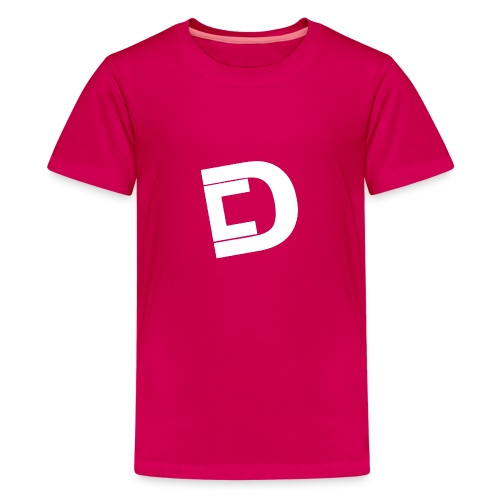 DrewskysChannel Youtube Logo - Kids' Premium T-Shirt