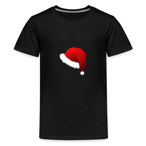 Carmaa Santa Hat Christmas Apparel - Kids' Premium T-Shirt