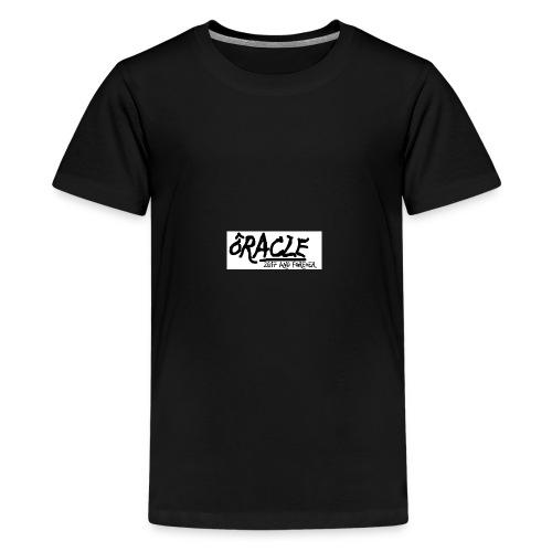 Basic Oracle Tee - Kids' Premium T-Shirt
