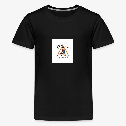 SkreetMade Logo - Kids' Premium T-Shirt