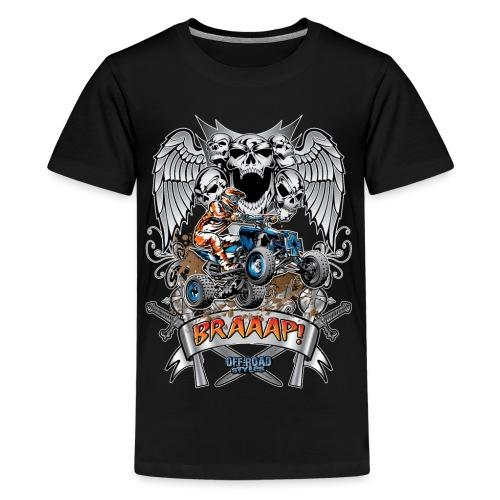 Offroad Styles Quad Shirt - Kids' Premium T-Shirt