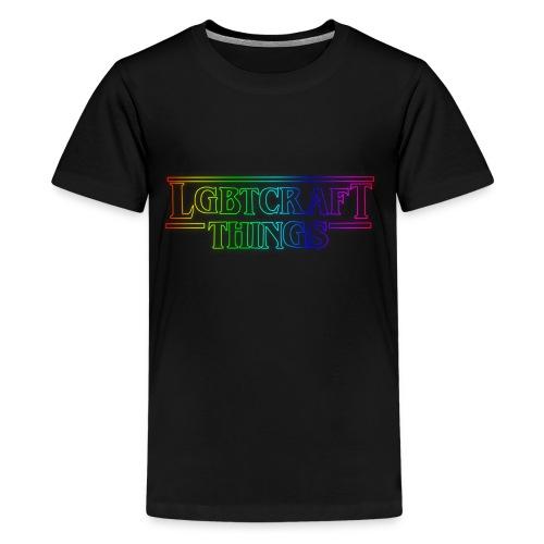 LGBTCRAFT THINGS - Kids' Premium T-Shirt