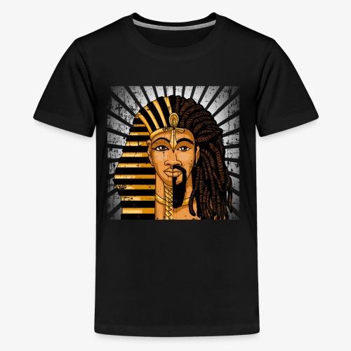 Pharaoh Egypt Love - Kids' Premium T-Shirt