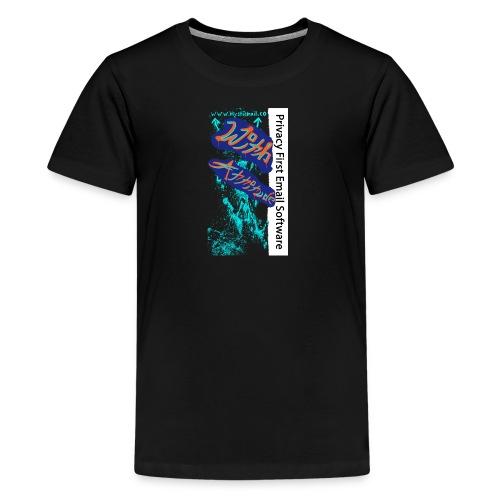withAttitudeShirt - Kids' Premium T-Shirt