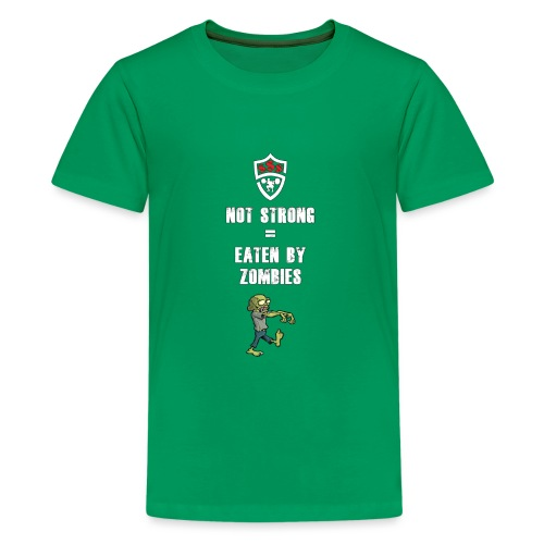 Eaten By Zombies - Kids' Premium T-Shirt