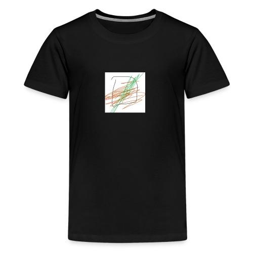 chancla icetea - Kids' Premium T-Shirt