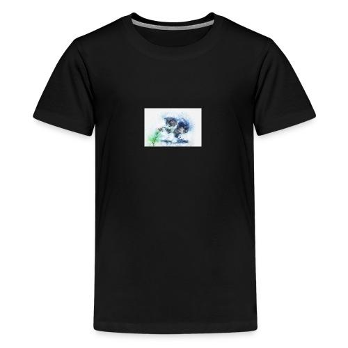 slowly touch - Kids' Premium T-Shirt