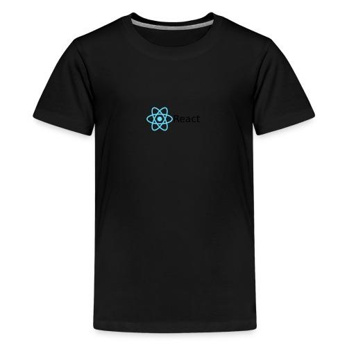 LetsReactYT merch - Kids' Premium T-Shirt