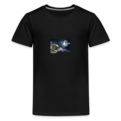 Space Dog - Kids' Premium T-Shirt