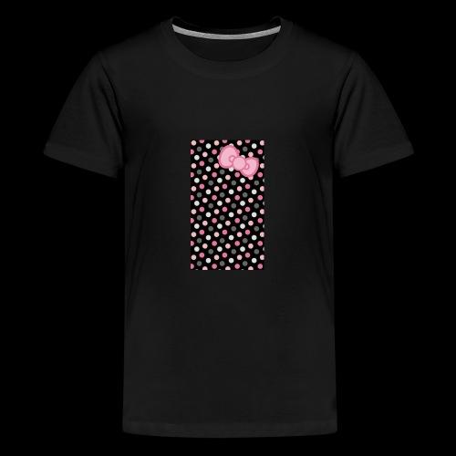 Polka dots - Kids' Premium T-Shirt