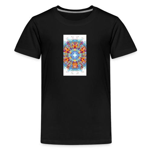 sketch 1503767458541 - Kids' Premium T-Shirt