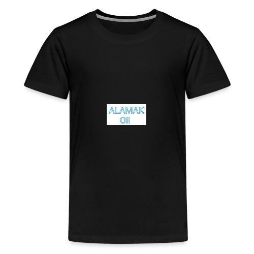 ALAMAK Oi! - Kids' Premium T-Shirt
