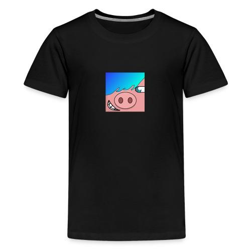 ItzPiggyPlayer PvP's T-shirt - Kids' Premium T-Shirt