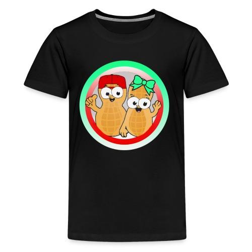 CoupleofNutts - Kids' Premium T-Shirt