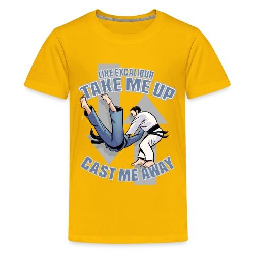 Like Excalibur - Kids' Premium T-Shirt