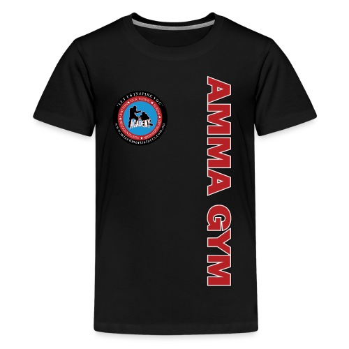 amma gym 10 png - Kids' Premium T-Shirt