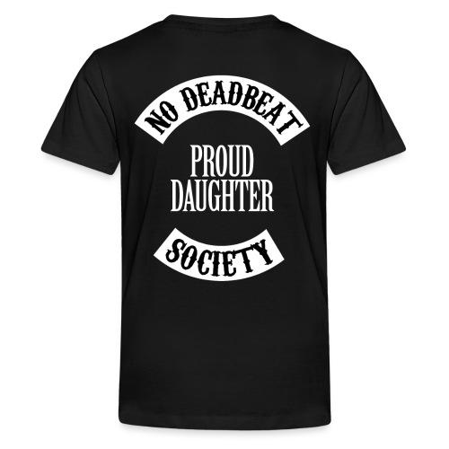Proud Daughter T-shirt (Kids) - Kids' Premium T-Shirt