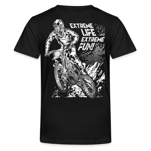 Motocross Extreme Fun - Kids' Premium T-Shirt